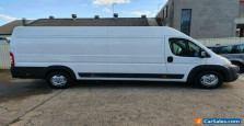 2012 Fiat Ducato MY12 XLWB/Mid White Automatic 6sp A Van
