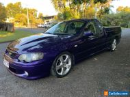 FORD BA XR8  5.4 BOSS  AUTO  UTE IN PHANTOM MICA ORIGINAL CONDITION 2003