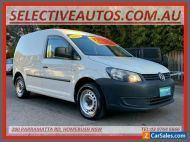 2014 Volkswagen Caddy 2K MY15 TDI250 White 7 SP AUTO DIRECT SHIFT Van