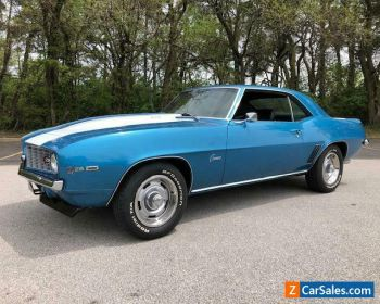 1969 Chevrolet Camaro X33 for Sale