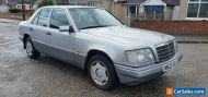 1995 Mercedes E220 W124 Automatic 1 owner from new!!HPI Clear valid MOT Classic