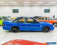 1985 Holden Commodore VK SL Blue Automatic 3sp A Sedan