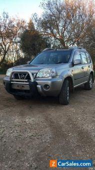 Nissan X Trail ST/R 4x4 2003