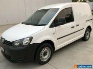 VW CADDY 2014 VAN 1.6L TDI TURBO DIESEL SUPER CLEAN IN & OUT VOLKSWAGEN