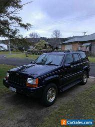 1998 Jeep Grand Cherokee Limited ZG/ZJ 4WD 4x4 V6