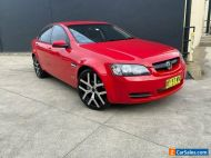 2009 Holden Commodore VE Omega Sedan 4dr Spts Auto 6sp 3.0i [MY10] Red A Sedan