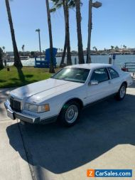 1992 Lincoln Mark Series Mark vii