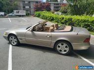 1999 Mercedes-Benz SL-Class Mercedes SL-Class SL500 1999 R129 SL 500 V8