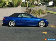 Bmw 330 CD SPORT Convertible photo 1
