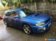 Subaru WRX -1997- auto