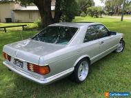 Mercedes 380SEC V8 Coupe