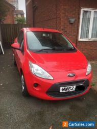 Ford KA 2013 62 plate 1.2edge 3 door stop start