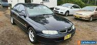 1998 Holden Berlina VT Blue Automatic 4sp A Sedan