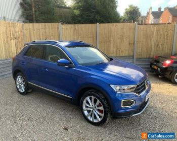 2018 VOLKSWAGEN T-ROC SEL TDI 4 MOTION for Sale