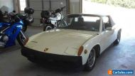 1976 Porsche 914 Manual Trans, Dealer A/C package