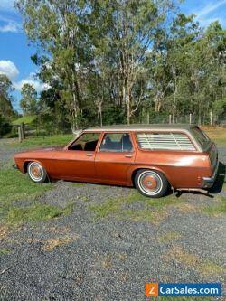 Holden kingswood hx hq Hg ht hk hz hj