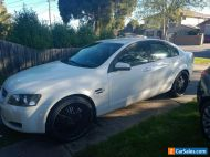 Holden Commodore VE Omega Petrol photo 2