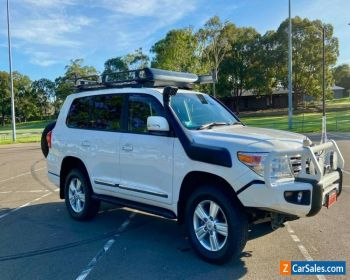 2013 Toyota LandCruiser Sahara Auto for Sale