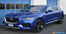 2017 Jaguar F-Pace All-wheel Drive First Edition (A8)
