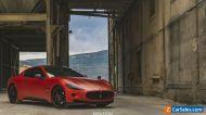 2010 Maserati Gran Turismo S