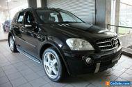 MERCEDES-BENZ ML 63 W164 AMG 4x4 6.3L V8 AUTO 02 9479 9555 Easy Finance TAP