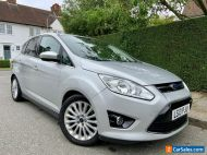 FORD C-MAX 2.0TDCI TITANIUM AUTOMATIC,ONLY 42K MILES,2 KEYS,DRIVES BEAUTIFULLY!
