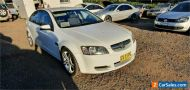 2008 Holden Commodore VE MY08 Omega White Automatic 4sp A Sedan