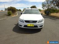 FORD  FG 10/2008 TRAY BACK UTE FACTORY LPG LOW KLMS NSW REGO TILL 1/11/2020 !!!!