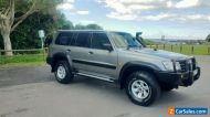 Nissan patrol 2004 gu immaculate condition...