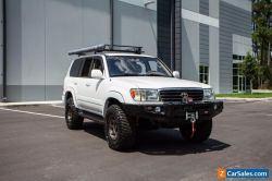 1998 Toyota Land Cruiser RARE DIFF LOCK FLORIDA ARB DOBINSONS ICON FRESH EXPO