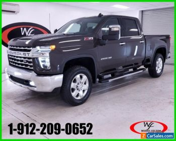 2020 Chevrolet Silverado 2500 LTZ for Sale