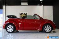 VW Beetle convertible automatic