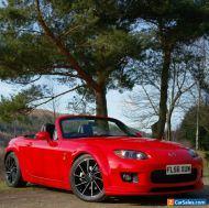 Superb BBR Mazdaspeed MX5 2.0 Sport. FSH. £5000 in sensible upgrades.
