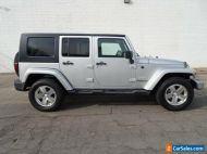 2008 Jeep Wrangler 4x4 Unlimited Sahara
