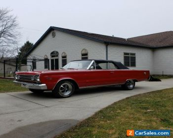 1966 Plymouth Satellite for Sale