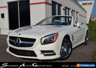 2013 Mercedes-Benz SL-Class SL550 2DR TWIN TURBO HARDTOP CONVERTIBLE