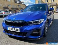 BMW 3 Series 2.0 320i M Sport Auto (s/s) 4dr