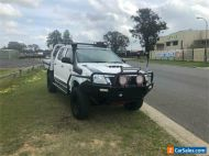 2014 Toyota Hilux KUN26R SR White Automatic A Cab Chassis