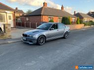 BMW E46 320i track day car
