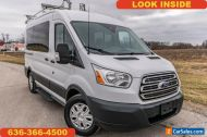2015 Ford Transit-150 Medium Roof Wagon 130 in. WB XLT w/Sliding Pass-Side Cargo Door