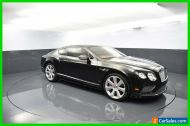2016 Bentley Continental GT Coupe V8 S