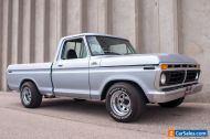 1977 Ford F-100 F-100 Custom Half-ton Pickup Truck