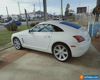 CHRYSLER  CROSSFIRE COUP for Sale