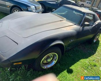 CHEVROLET CORVETTE STINGRAY L82 1975 for Sale