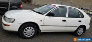 Toyota Corolla LOW KMS Hatch RWC Air Cond 1.6 Service History