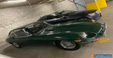 Jaguar: E-Type 2 dr for Sale