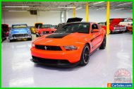 Ford Mustang BOSS 302 photo 2