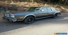 1983 Chrysler New Yorker 5th Ave for Sale