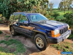 Jeep Grand Cherokee Limited ZG 1999 6cyl 4.1L Auto
