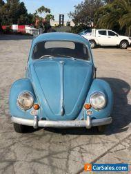 Volkswagen 1958 Beetle